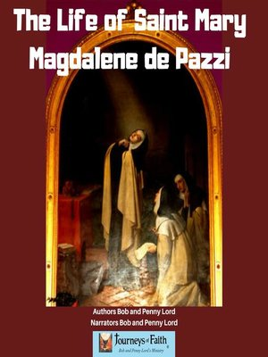 cover image of The Life of Mary Magdalene de Pazzi