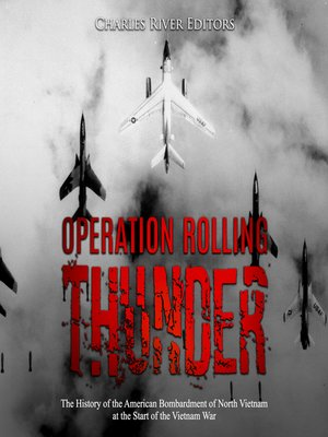 cover image of Operation Rolling Thunder