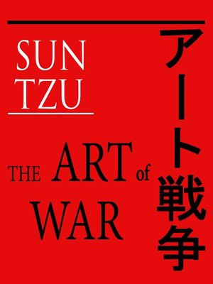 cover image of The Art of War