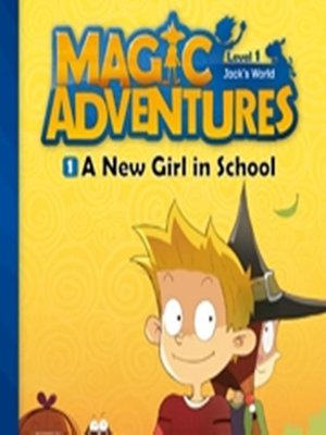 cover image of A New Girl in School