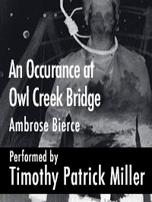 cover image of An Occurance at Owl Creek Bridge