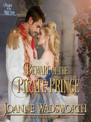 cover image of Beware of the Pirate Prince