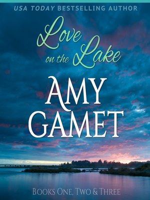 cover image of Love on the Lake Box Set