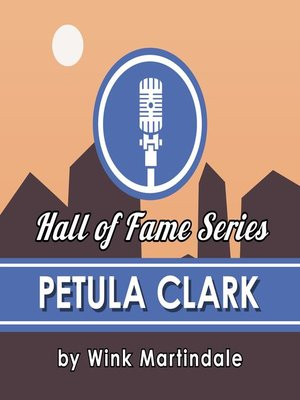 cover image of Petula Clark
