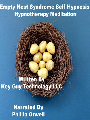 cover image of Empty Nest Self Hypnosis Hypnotherapy Meditation