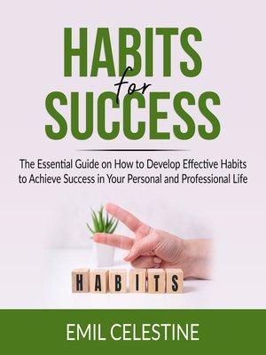 cover image of Habits for Success