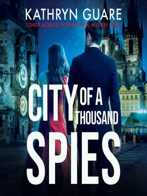 cover image of City of a Thousand Spies