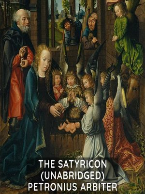 cover image of The Satyricon