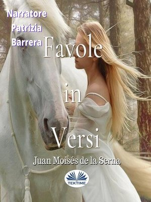 cover image of Favole in Versi