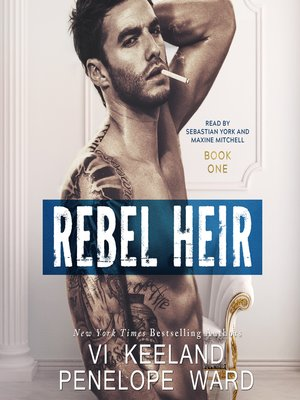 cover image of Rebel Heir
