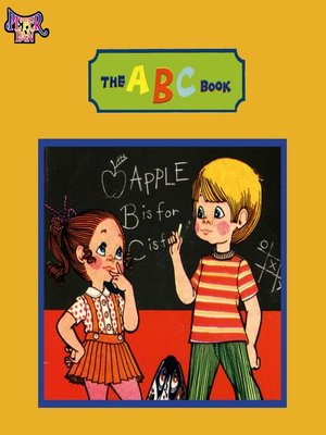 cover image of The ABC Book