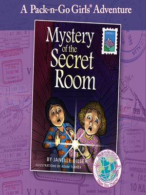 cover image of Mystery of the Secret Room