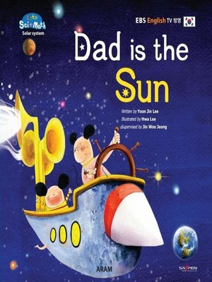 cover image of Dad is the Sun