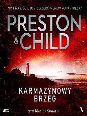 cover image of Karmazynowy brzeg