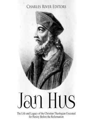 cover image of Jan Hus