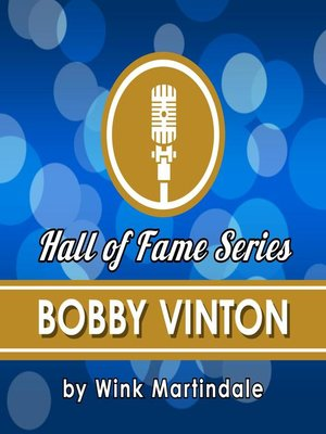 cover image of Bobby Vinton