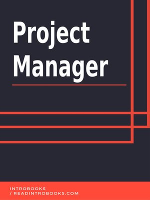 cover image of Project Manager