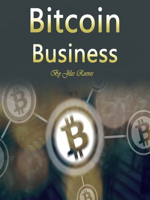 cover image of Bitcoin Business