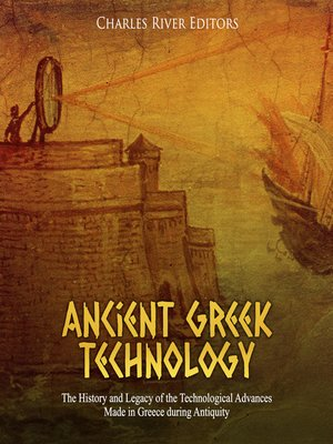 cover image of Ancient Greek Technology