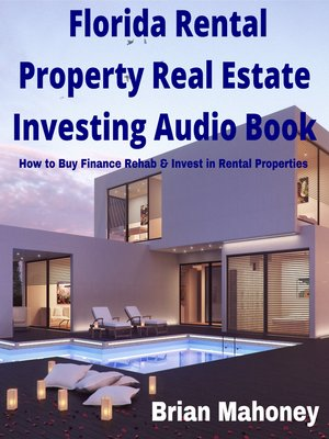 cover image of Florida Rental Property Real Estate Investing Audio Book