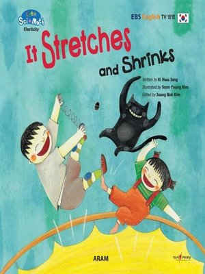 cover image of It Stretches and Shrinks