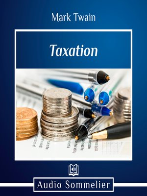 cover image of Taxation