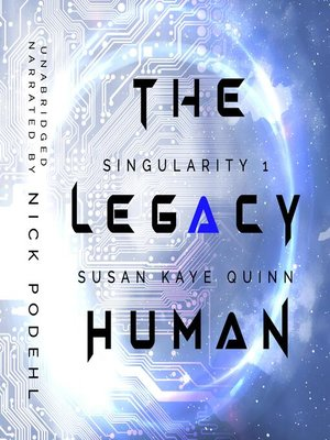cover image of The Legacy Human