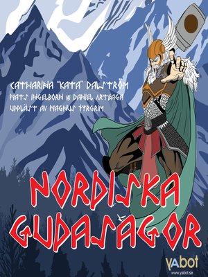 cover image of Nordiska gudasagor