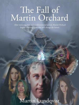 cover image of The Fall of Martin Orchard