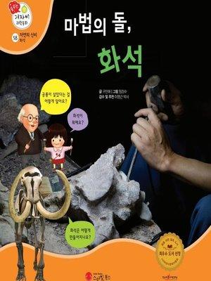 cover image of 마법의 돌, 화석