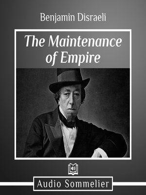 cover image of The Maintenance of Empire
