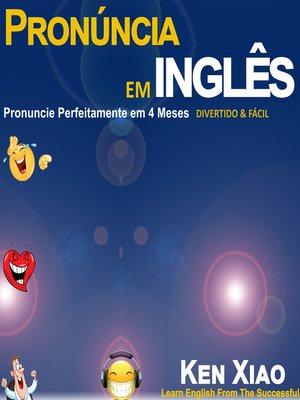 cover image of Pronúncia em inglês