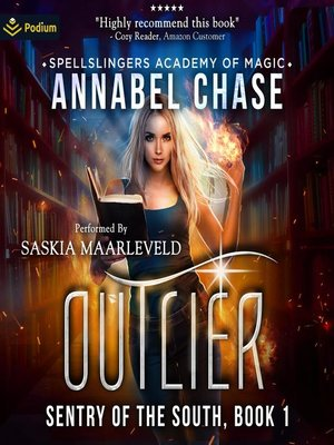 cover image of Outlier
