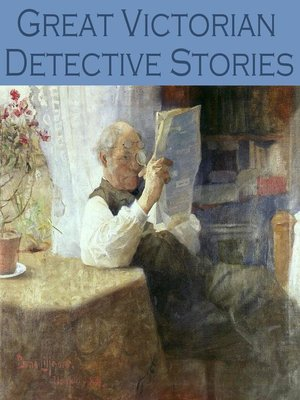 cover image of Great Victorian Detective Stories