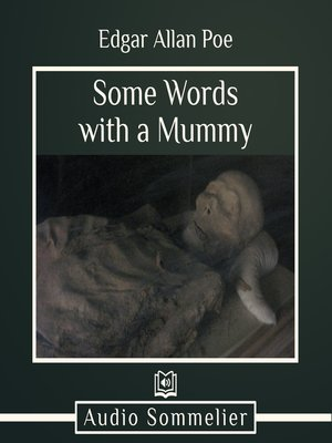 cover image of Some Words with a Mummy