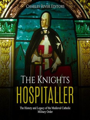 cover image of The Knights Hospitaller