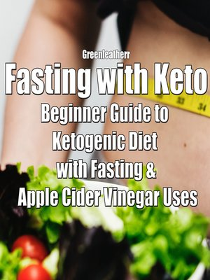 cover image of Fasting with Keto