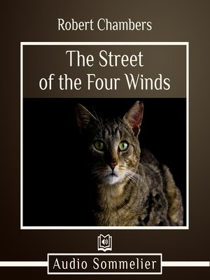 cover image of The Street of the Four Winds
