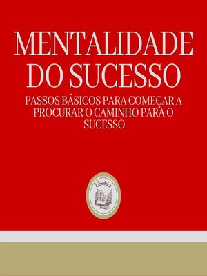 cover image of Mentalidade do Sucesso