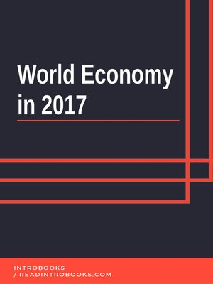 cover image of World Economy  in 2017