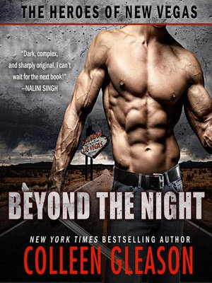 cover image of Beyond the Night