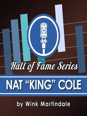 """cover image of Nat """"King"""" Cole"""