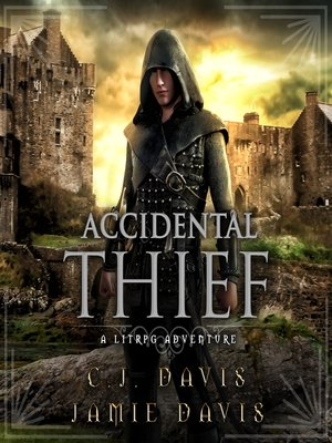 cover image of Accidental Thief--Accidental Traveler Book 1