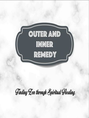 cover image of Outer and Inner Remedy