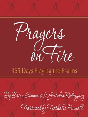 cover image of Prayers on Fire