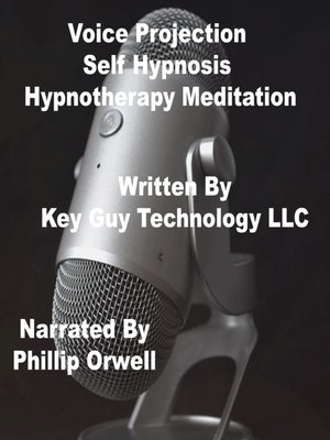 cover image of Voice Projection Self Hypnosis Hypnotherapy Meditation