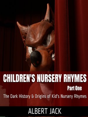 cover image of Children's Nursery Rhymes, Part 1