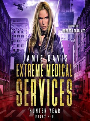 cover image of Extreme Medical Services Box Set Vol 4--6