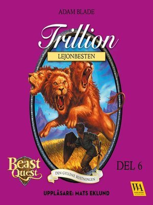 cover image of Trillion--lejonbesten
