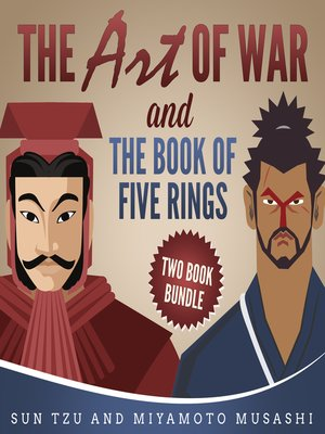 cover image of The Art of War and the Books of Five Rings